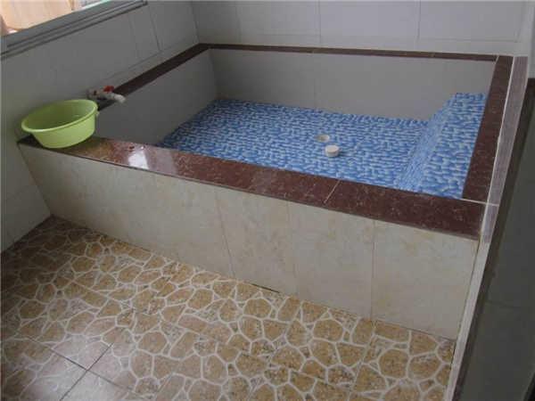 浴室改造加固 浴池荷载增加 浴池加固
