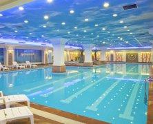 新建游泳池施工