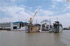 造船厂加固