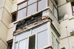 楼被腐蚀加固