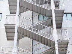 钢楼梯加固