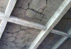 屋面裂缝加固