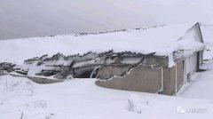 雪灾房屋加固
